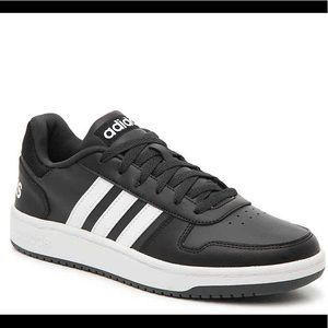 Adidas Men's Leather Sneakers (New)